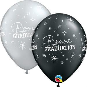 ballon latex bonne graduation