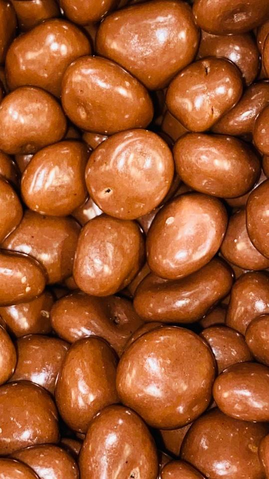 # 103 raisin chocolat au lait 2.99/100g